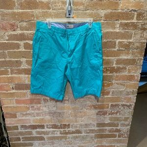 Men's Blue J Crew Shorts Sz 36